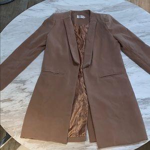Lioness Tan Coat